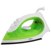 Gőzölős Vasaló Lana - fehér/zöld, konvencionális, műanyag/fém (25/11/12,5cm) - BONO