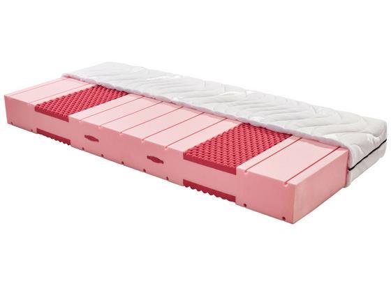 Komfortschaummatratze Comfort H2 140x200cm - Weiß, MODERN, Textil (200/140/20cm) - Primatex