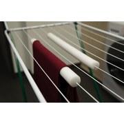 Wäscheknickschutz Laundry Butler - Weiß, Basics, Kunststoff (3,5/50cm) - Mediashop