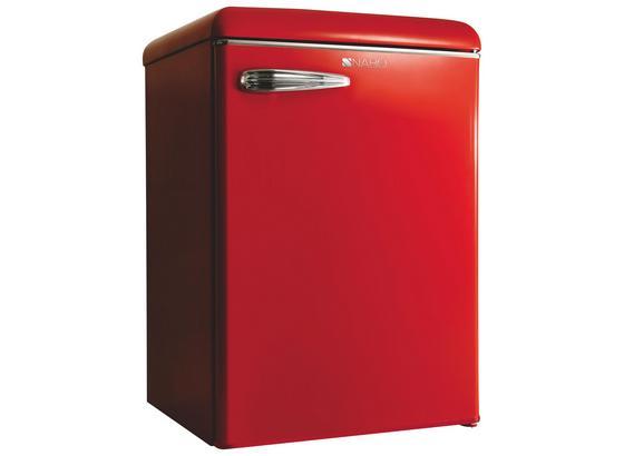 Kühlschrank Kr 1042 - Rot, KONVENTIONELL (56/89/60cm)