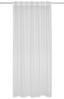 Fertigvorhang Belina - Weiß, MODERN, Textil (140/245cm) - Luca Bessoni