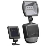 Duracell Solar Sicherheitsleuchte Sl001bkbdu - Schwarz, MODERN, Kunststoff (22,3/17,7/13cm)
