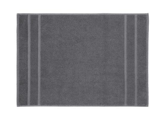 Předložka Koupelnová Melanie - antracitová, textil (50/70cm) - Mömax modern living