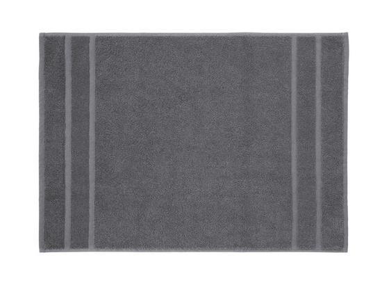 Předložka Koupelnová Melanie - antracitová, textilie (50/70cm) - Mömax modern living