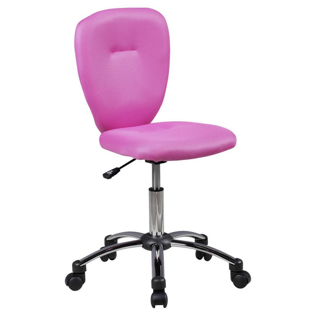 Otočná Židle Pro Dítě Anna Růžová