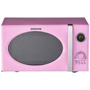 Mikrowelle MW823g Pink B/H/T: ca. 48,2/27,8/38,5cm - Pink, MODERN, Metall (48,2/27,8/38,5cm) - Schneider