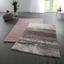 Tkaný Koberec Topas - medená/svetlosivá, Moderný (133/190cm) - Modern Living