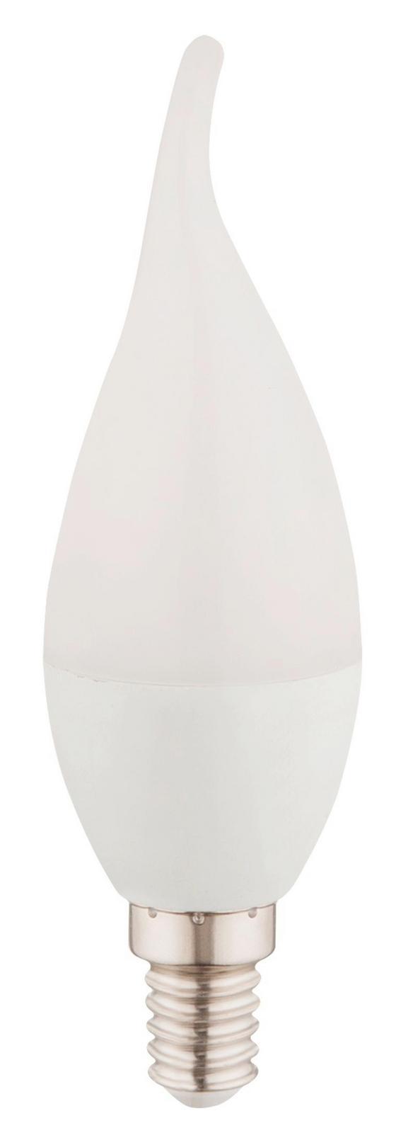 Led Žárovka 10604w-2 - opál, kov/umělá hmota (3,7/12,3cm)