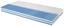 Komfortschaummatratze Wave Air H2 90x200 - Weiß, Textil (90/200cm) - Primatex