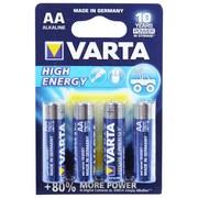 Batterie Aa High Energy 4 Stück - VARTA