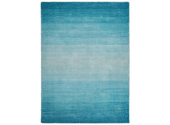 Webteppich Bodhana - Türkis, ROMANTIK / LANDHAUS, Textil (120/170cm) - James Wood