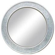 Wandspiegel Beauty - Weiß, MODERN, Glas/Holzwerkstoff (60/60/3,5cm)