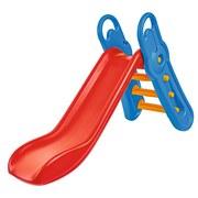 Kinderrutsche Big-Fun-Slide - Blau/Rot, Basics, Kunststoff (41/153/44cm)