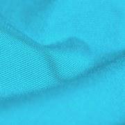 Outdoorsitzsack Wave B: 70 cm Hellblau - Hellblau, Basics, Kunststoff (70/65/125cm) - Ambia Garden