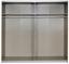 Schwebetürenschrank Feldkirch 136x210cm - MODERN, Holzwerkstoff (136/210/62cm)