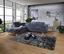 Wohnlandschaft in L-Form Savona 230x280 cm - Anthrazit, MODERN, Textil (230/280cm) - Ombra