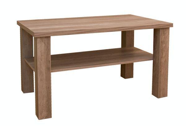 Konferenční Stolek Chill - Konvenční, dřevo (110/60/67cm)