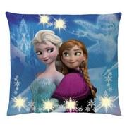 Zierkissen Disney Frozen 40x40 cm - Multicolor, LIFESTYLE, Textil (40/40cm) - Disney-LÖSCHEN