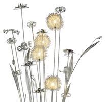 Blumenlampe mit LEDs
