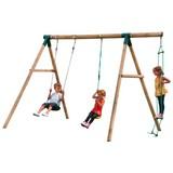 Schaukel Plum Macaque - Ahornfarben, MODERN, Holz (300/220/220cm)