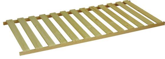 Rošt Primatex Masive - prírodné farby, Konvenčný, drevo (90/6,5/200cm) - Primatex