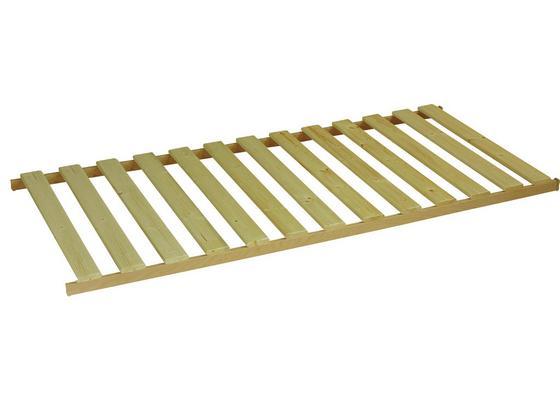 Rošt Primatex Masive - přírodní barvy, Konvenční, dřevo (140/6,5/200cm) - Primatex