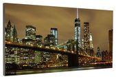 Infrarot-Heizpaneel New York - Weiß, MODERN, Metall (119,5/59,5/2,2cm)