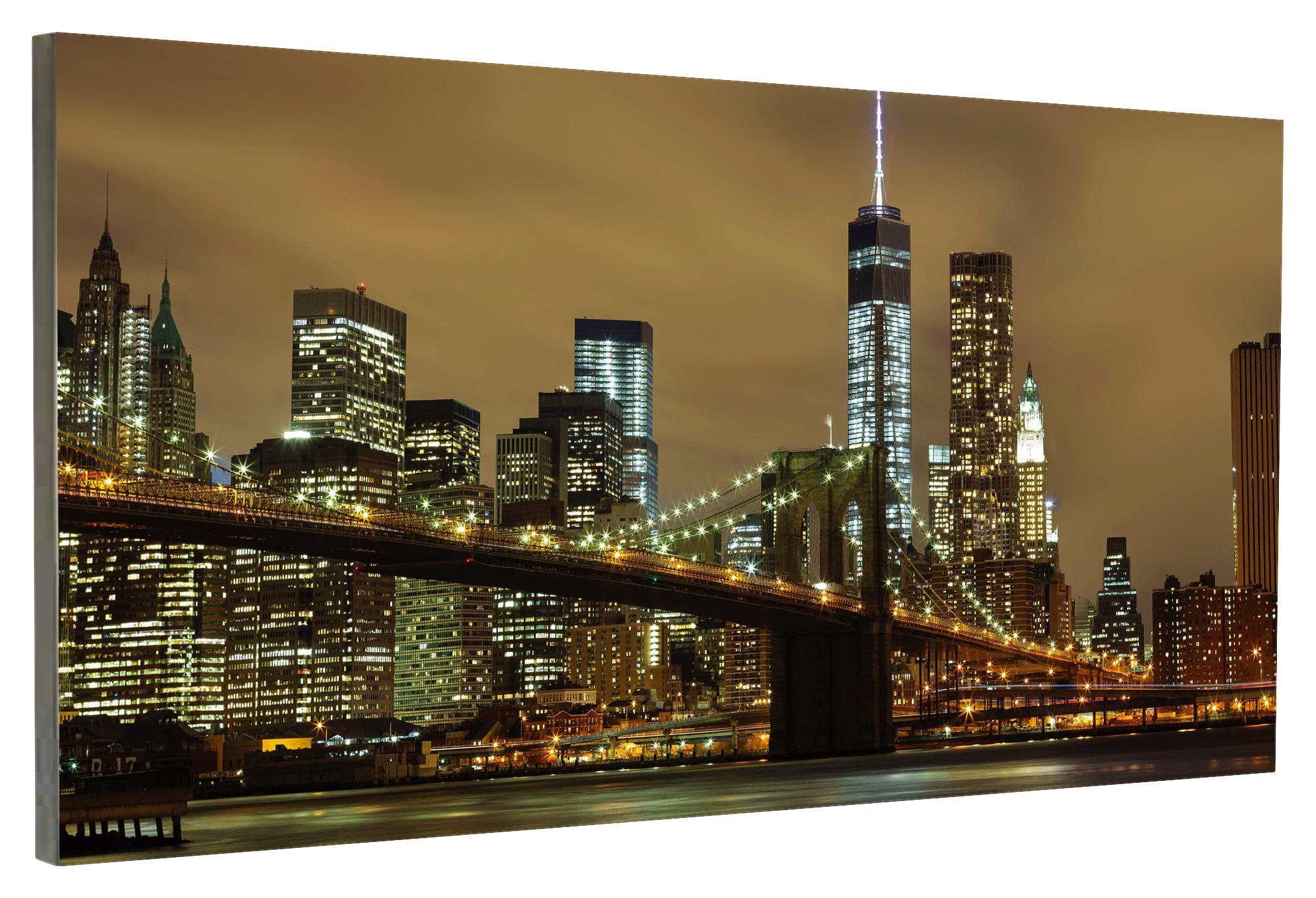 Infrarot Heizung 720W New York 120x60 cm, inkl. Thermostat