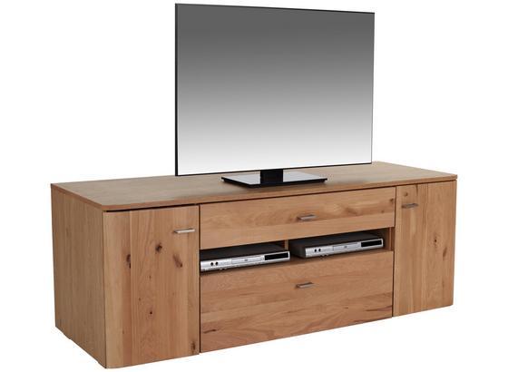 TV-Element Buffalo - Eichefarben, KONVENTIONELL, Holz/Holzwerkstoff (180/59/50cm)