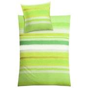 Makosatin Bettwäsche Brasilia, Maigrün - Hellgrün, MODERN, Textil - Kleine Wolke