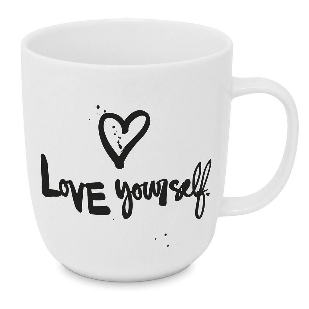 Hrnček Na Kávu Love Yourself