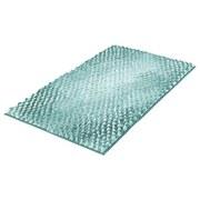 Badteppich Cory, 100x60cm - Grün, Basics, Textil (100/60/2,4cm) - Kleine Wolke
