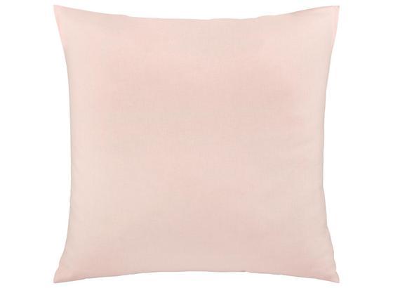 Dekoračný Vankúš Bigmex Rosa 65x65cm - ružová, textil (65/65cm) - Mömax modern living