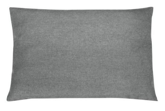 Zierkissen Anna 40x60 cm - Grau, KONVENTIONELL, Textil (40/60cm) - Ombra