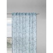 Záves S Pútkami Judith - modrá, Romantický / Vidiecky, textil (140/245cm) - Mömax modern living