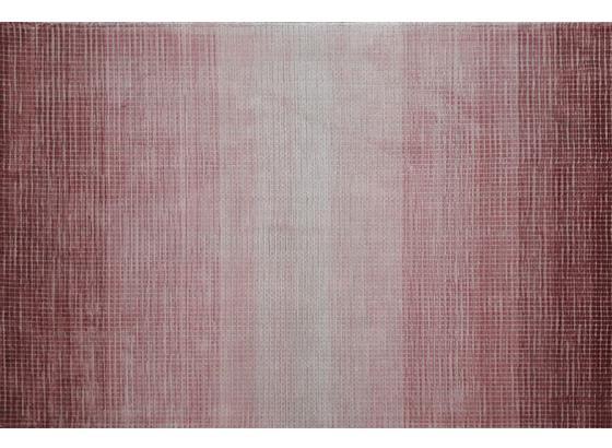 Webteppich Bodhana - Pink, ROMANTIK / LANDHAUS, Textil (120/170cm) - James Wood