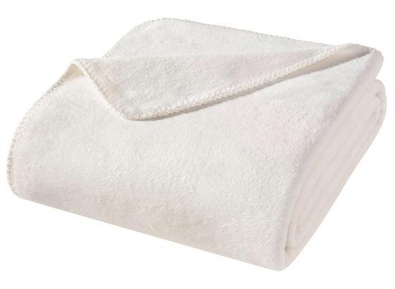 Wohndecke Hani 150x200 cm - Weiß, MODERN, Textil (150/200cm)
