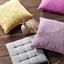Sedák Anita -ext- - světle šedá, textil (40/40/4cm) - Mömax modern living