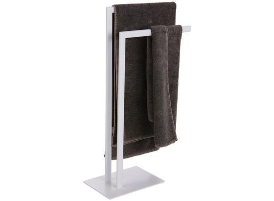 Handtuchhalter in der frischen Farbgebung in Weiß