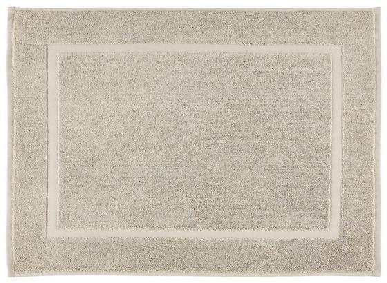 Předložka Koupelnová Melanie - šedá, textil (50/70cm) - Mömax modern living