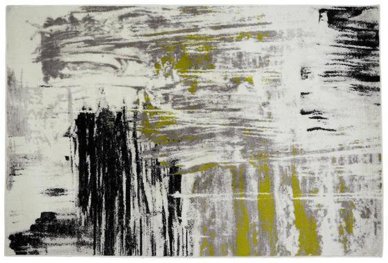 Szőnyeg Metro - fekete/fehér, konvencionális, textil (120/170cm) - Ombra
