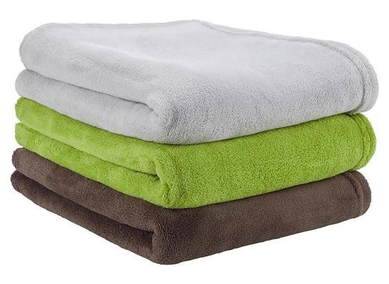 Mäkká Deka Aktion - Based - - Top - - prírodné farby/hnedá, textil (130/160cm) - Based
