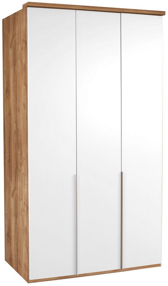 Koronaléc New York A - tölgy színű, konvencionális, faanyagok (135/3,2cm) - OMBRA