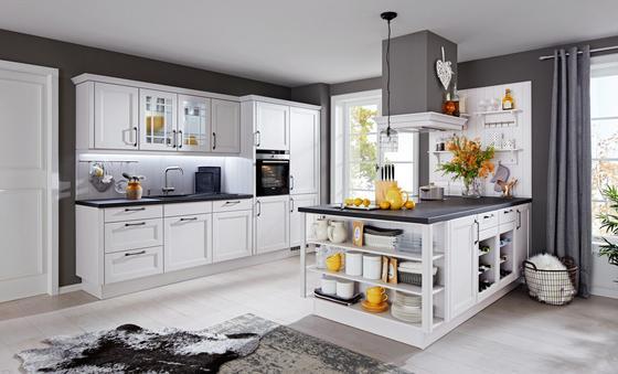Kuchyně Na Míru Yale - dřevo (313/239cm)