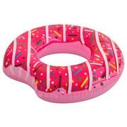 Schwimmring Donut Ring - Pink, MODERN, Kunststoff (107cm) - Bestway