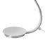 Led Stolná Lampa Tami 48/54cm, 10 Watt - chrómová, Konvenčný, kov/plast (48/54cm) - Mömax modern living