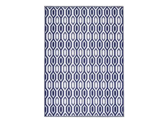 Outdoorteppich Florida - modrá, Basics, textil (120/170cm) - Mömax modern living