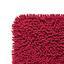 Předložka Koupelnová Jenny - červená, textil (50/50cm) - Mömax modern living