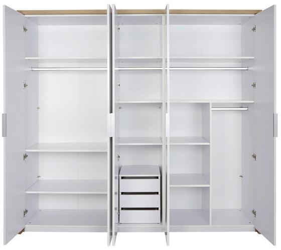 Belső Elosztás Florenz - fehér, konvencionális, faanyagok (86,8/120/49,5cm)
