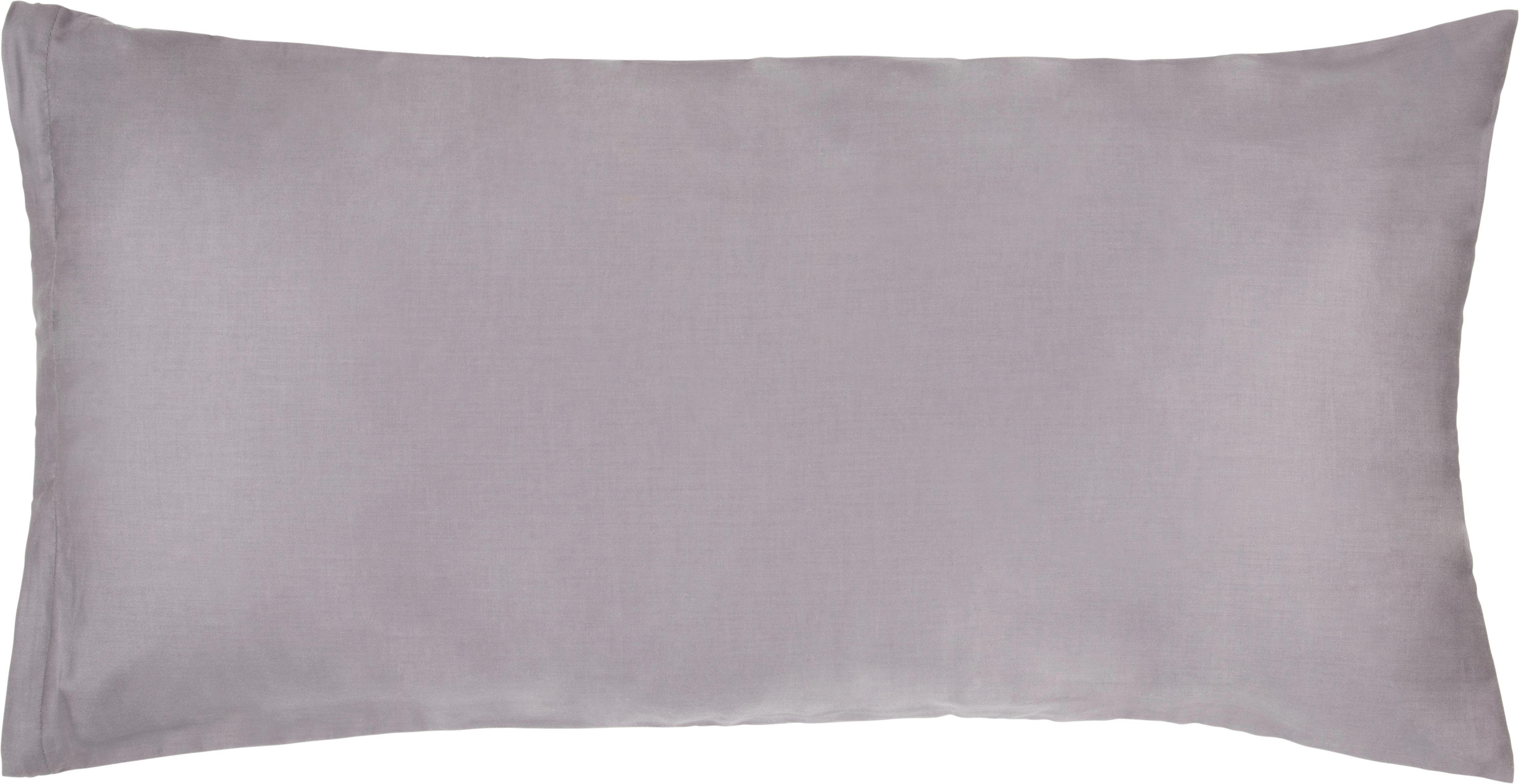 Povlak Na Polštář Belinda - světle šedá/antracitová, textil (40/80cm) - PREMIUM LIVING